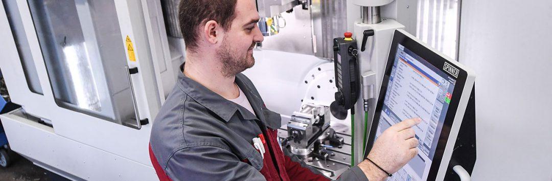 CNC-Vorbereitungslehrgang (m/w/d) – Modul 3